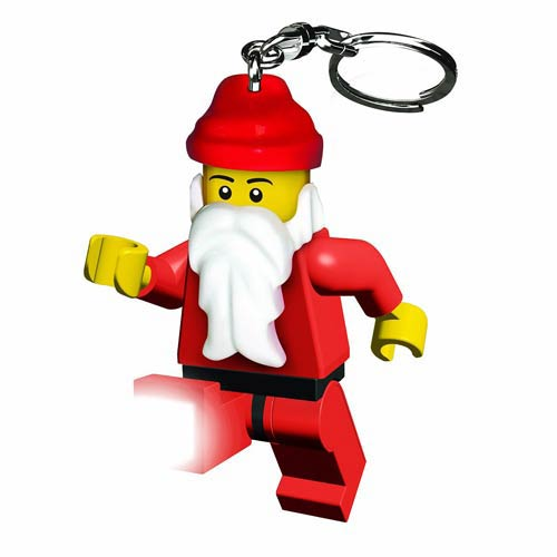 LEGO Santa Claus Minifigure Flashlight