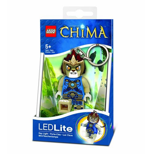 LEGO Legends of Chima Laval Minifigure Flashlight