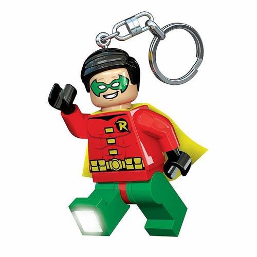 LEGO Robin DC Super Heroes Minifigure Flashlight