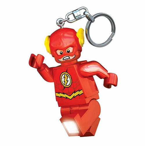 LEGO Flash DC Super Heroes Minifigure Flashlight