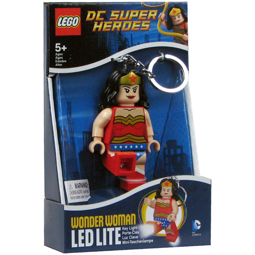 LEGO Wonder Woman DC Super Heroes Flashlight