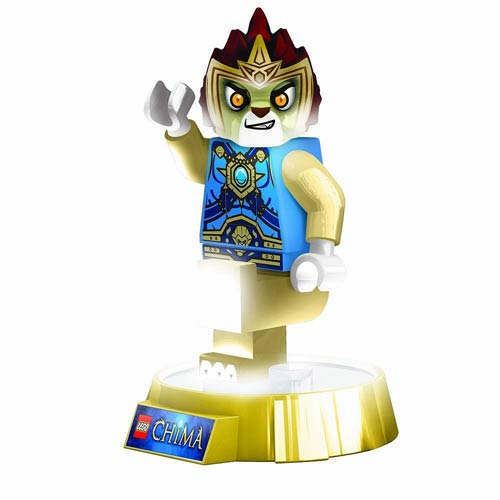 LEGO Legends of Chima Laval Desk Lamp