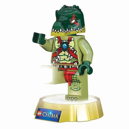 LEGO Legends of Chima Cragger Desk Lamp