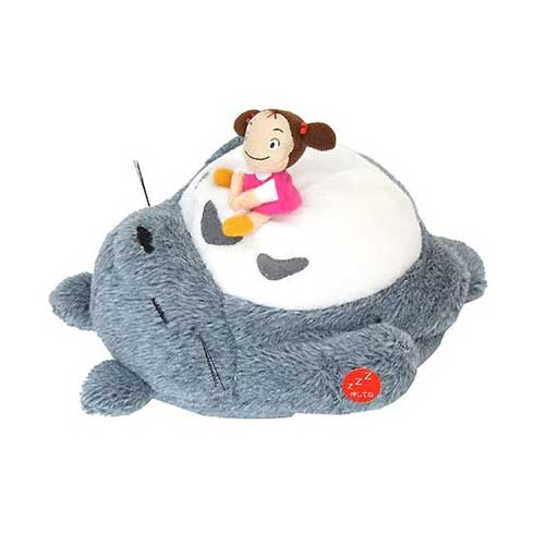 My Neighbor Totoro Snoozing Plush