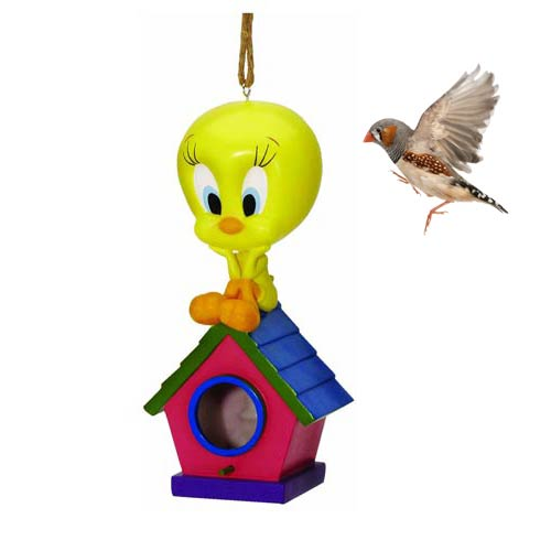 Looney Tunes Tweety Bird Birdhouse