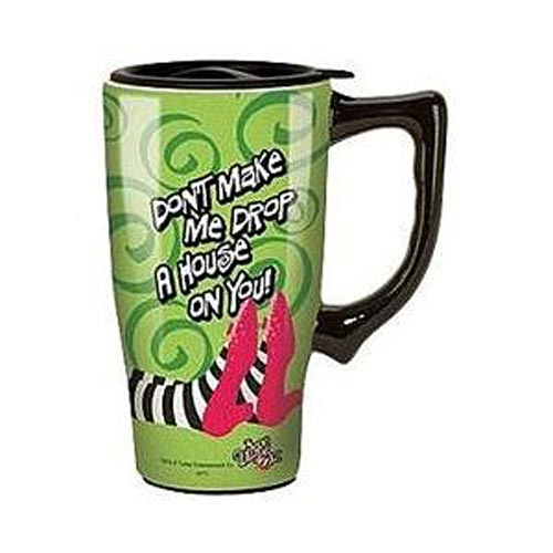 Wizard of Oz Wicked Witch of the East Travel Mug with Handle