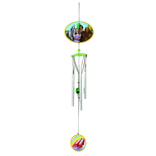 The Wizard of Oz Cast Photo Metal Wind Chimes