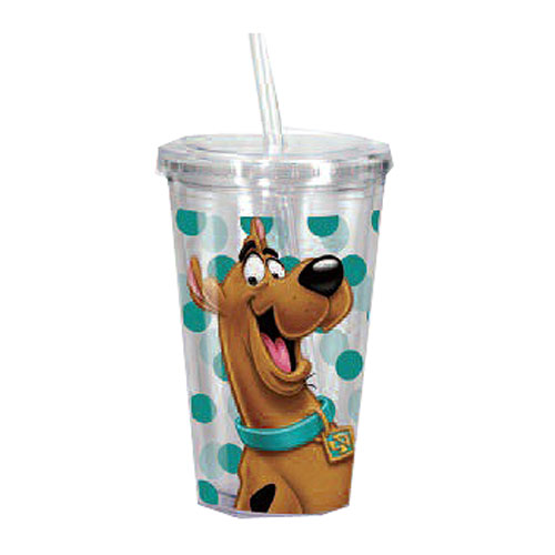 Scooby-Doo Face Travel Cup