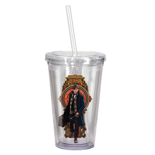 Fantastic Beasts and Where to Find Them Newt Travel Cup