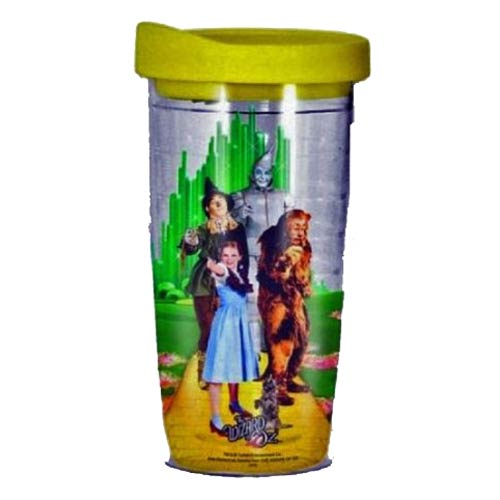 The Wizard of Oz Yellow Brick Road Insulated Tumbler