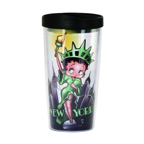 Betty Boop Liberty Insulated Tumbler