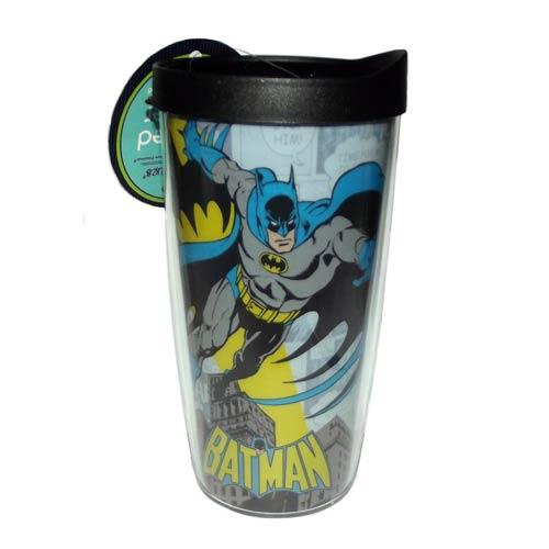Batman Comic Panel Insulated Tumbler