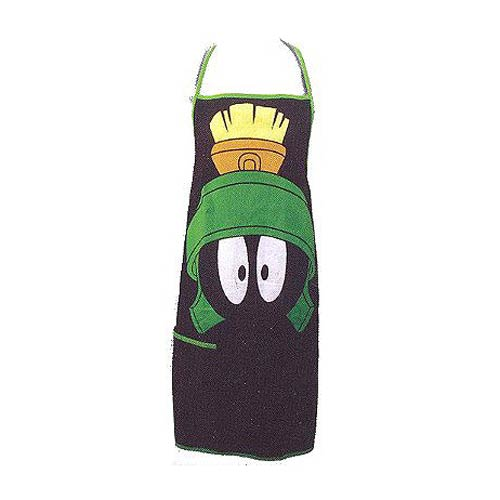 Looney Tunes Marvin the Martian Cook's Apron with Pocket