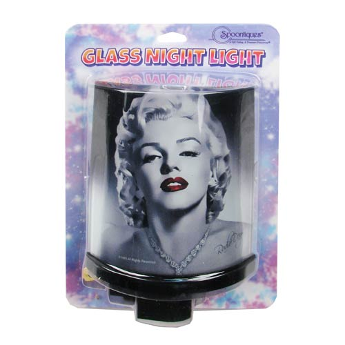 Marilyn Monroe Portrait Nightlight