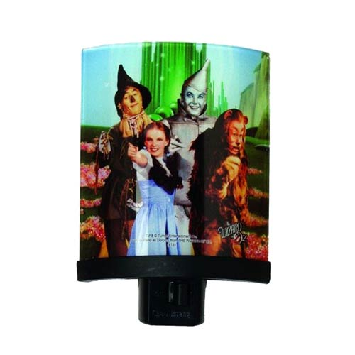 The Wizard of Oz Cast Photo Night Light