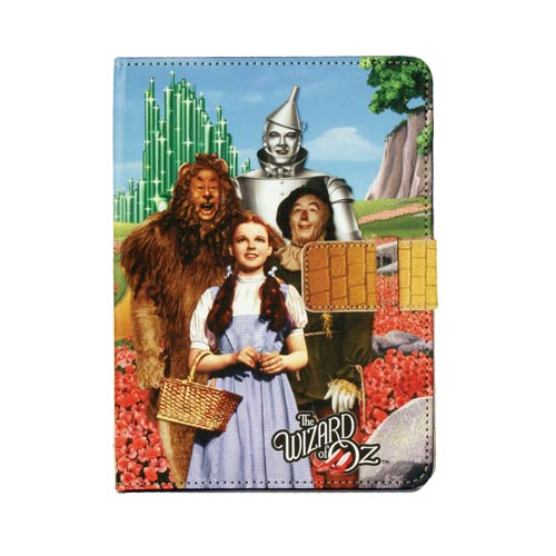 Wizard of Oz Cast Photo Tablet Cover