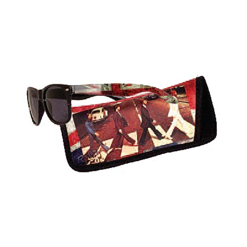 Beatles Abbey Road Sunglasses with Carry Case