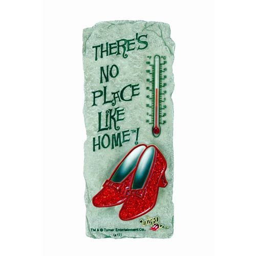 The Wizard of Oz No Place Like Home Thermometer
