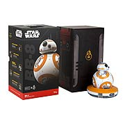 Star Wars Episode VII The Force Awakens BB 8 Robotic Remote Control Toy