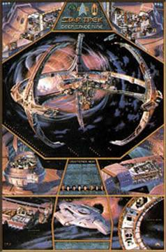 Deep Space Nine Poster