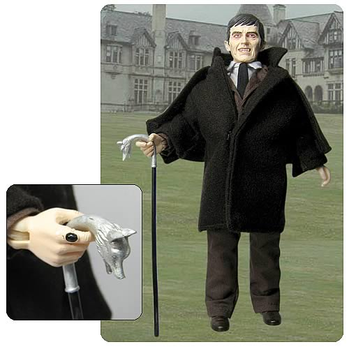 Dark Shadows Series 1 Barnabas Collins Action Figure