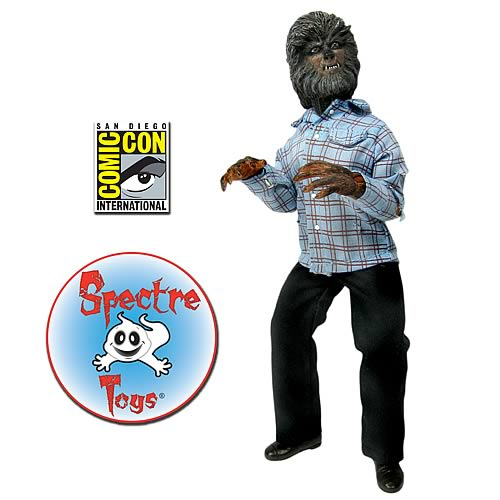 Dark Shadows Werewolf Action Figure - SDCC Exclusive