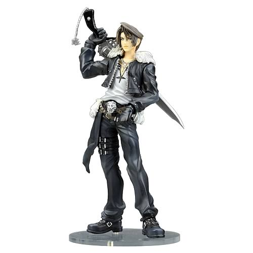 Final Fantasy Dissidia Squall Leonhart Action Figure