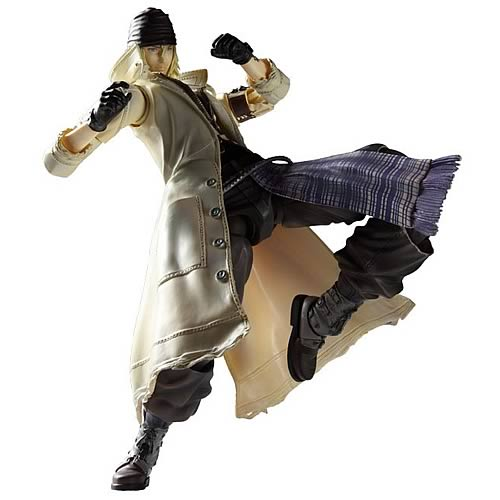 Final Fantasy XIII Snow Play Arts Kai Action Figure