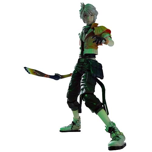 Final Fantasy XIII Hope Play Arts Kai Action Figure