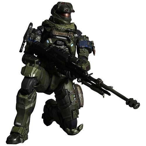 Halo Reach Jun Play Arts Kai Action Figure