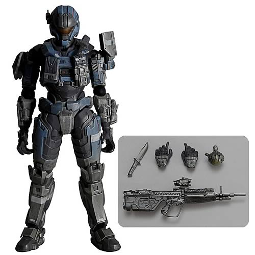Halo Reach Carter Play Arts Kai Action Figure