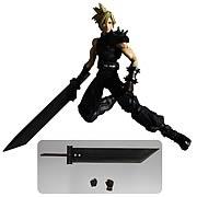 Final Fantasy Dissidia Cloud Strife Play Arts Kai Figure