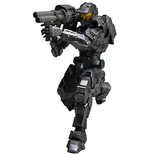 Halo Mark V Black Spartan Play Arts Kai Action Figure
