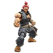 Super Street Fighter IV Akuma Play Arts Kai Figure