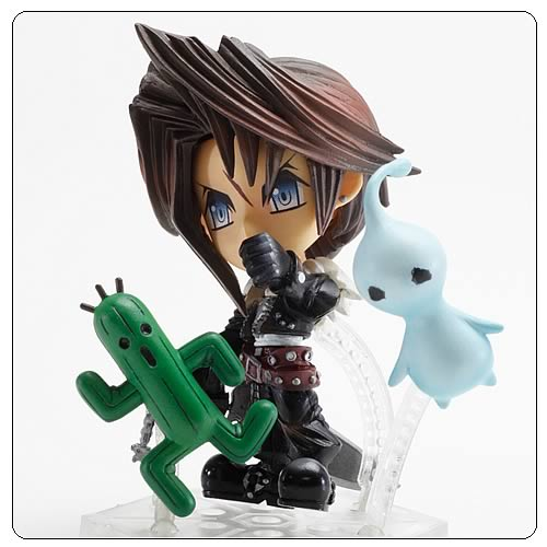 Final Fantasy VIII Squall Trading Arts Kai Mini-Figure