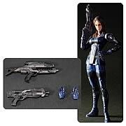 Mass Effect 3 Ashley Williams Play Arts Kai Action Figure