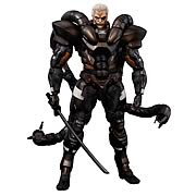 Metal Gear Solid 2 Solidus Snake Play Arts Kai Action Figure