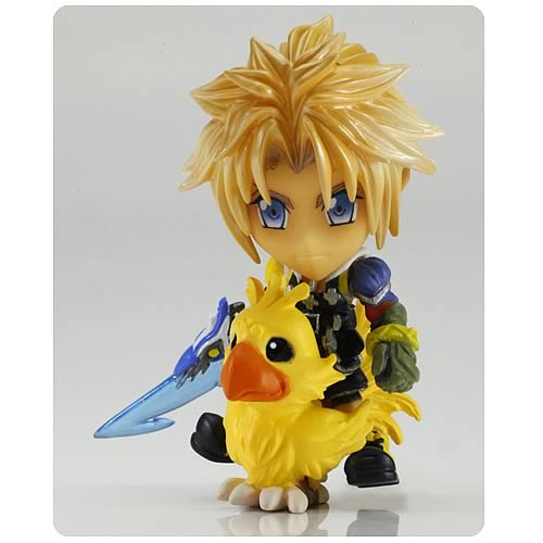 Final Fantasy X Tidus Arts Kai Mini-Figure