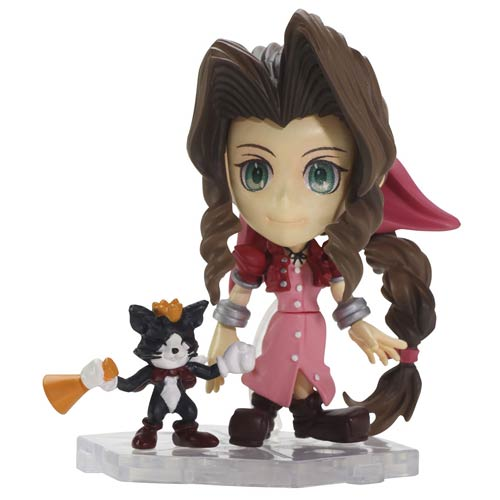 Final Fantasy Mini Aerith Trading Arts Kai Mini-Figure