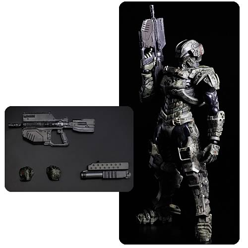 Starship Troopers Invasion Hero Play Arts Kai Action Figure