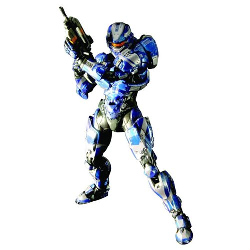 Halo 4 Spartan Warrior Play Arts Kai Action Figure