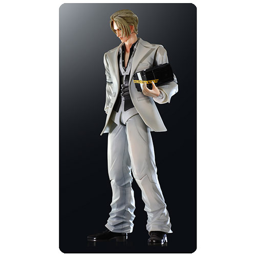 Today only, 25% Off Final Fantasy Action Figures!