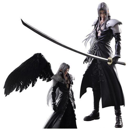 Final Fantasy VII Advent Children Sephiroth Play Arts Figure
