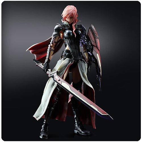 Final Fantasy XIII Lightning Returns Lightning Action Figure