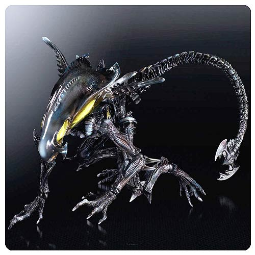 Aliens Colonial Marines Spitter Play Arts Kai Action Figure