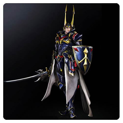 Final Fantasy HoL Blue Armor Play Arts Kai Action Figure