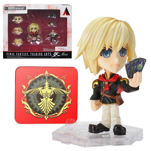 Final Fantasy Type-0 Ace Super Deformed 3-Inch Mini-Figure