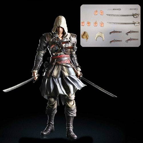 Assassin's Creed 4 Edward Kenway Play Arts Kai Action Figure