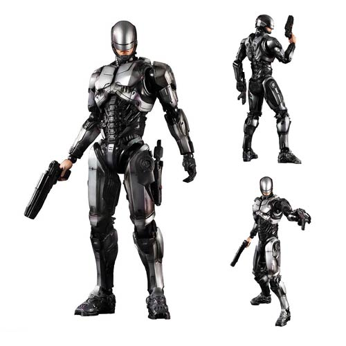 RoboCop 1.0 Play Arts Kai Action Figure