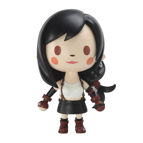Final Fantasy 7 Tifa Lockhart Static Mini Arts Vinyl Figure